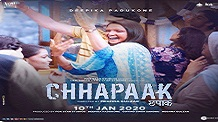 Chhapaak song released with a splash bash
