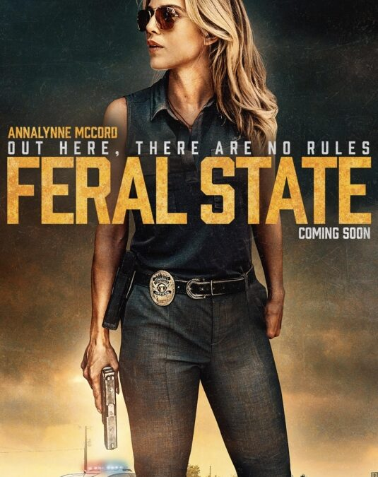 Vertical Entertainment to Release Director Jon Carlo's First Feature 'Feral State' on Digital, VOD and All Streaming Platforms